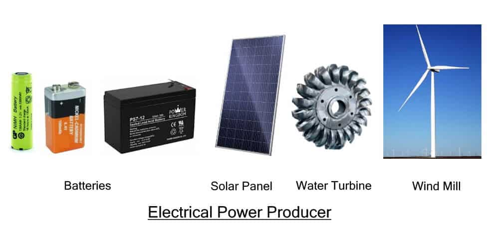 Electrical Power Producer