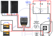 Photo of How to Wire Solar Panel & Batteries in Parallel for 12V System