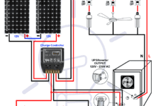 Photo of How to Wire Solar Panel & Batteries in Series for 24V System