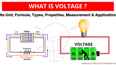 What is Voltage - Electric Potential Difference and EMF