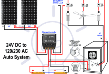 Photo of How to Wire Solar Panels in Parallel & Batteries in Series? 24V System