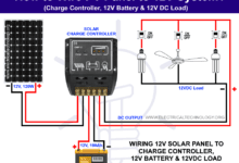 Photo of How to Wire Solar Panel to 12V DC Load and Battery?