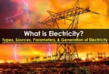 Photo of What is Electricity? Types, Sources & Generation of Electricity