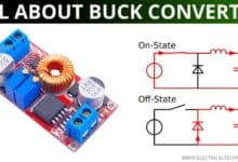 Buck Converter - Circuit, Design, Operation and Examples