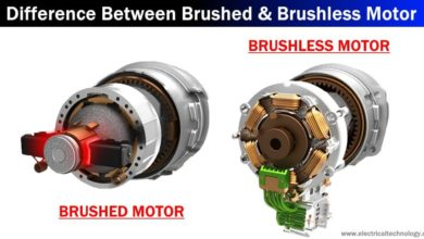 Photo of Difference Between Brushed and Brushless Motor