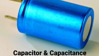 Photo of Formula and Equations For Capacitor and Capacitance
