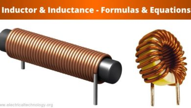 Photo of Formula and Equations For Inductor and Inductance