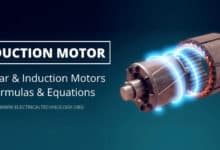 Linear and Induction Motors Formulas and Equations