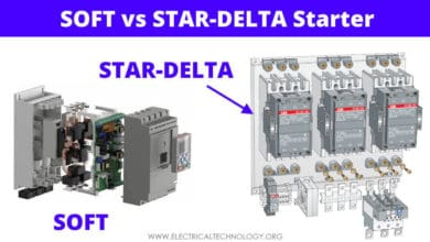 Difference Between Soft Starter and Star Delta Starter