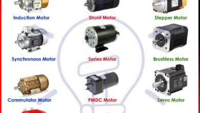 Types of Electric Motors