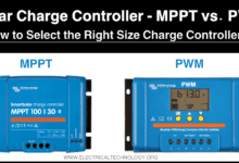 Solar Charge Controller - MPPT vs. PWM - How to Select the Right Size Charge Controller