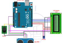 Early Flood Detection System Using Arduino