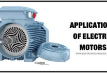 Applications of Electric Motors