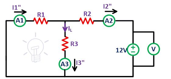 Superposition Theorem Circuit