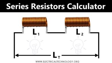 Series Inductors Calculator