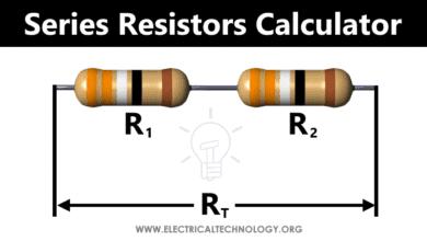 Series Resistors Calculator