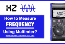 How to Measure Frequency using Multimeter