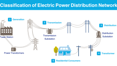 Classification of Electric Power Distribution Network Systems
